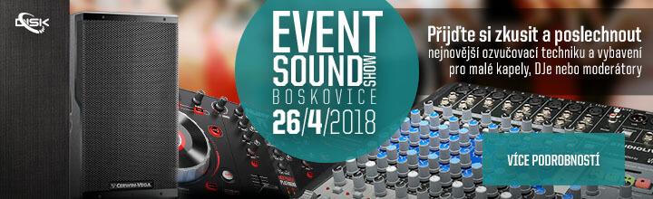 DISK Event Sound Show 2018
