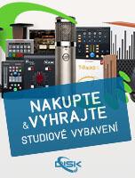 Vyhrajte vybavení od Warm Audio, Heritage Audio, Zaoru a dalších značek