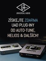 Auto-Tune Realtime či Helios Preamp & EQ zdarma k Apollo Twin a Solo