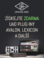 Avalon, Capitol Studios, Lexicon a UA plug-iny zdarma k UAD-2 kartám